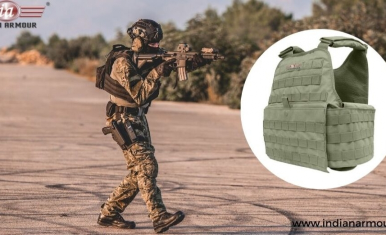 BALLISTIC VESTS AND PLATE CARRIERS